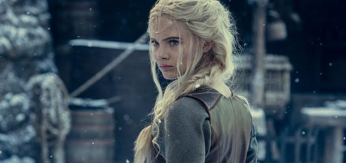 """Первый взгляд на Цири из второго сезона """"Ведьмака"""" от Netflix"""