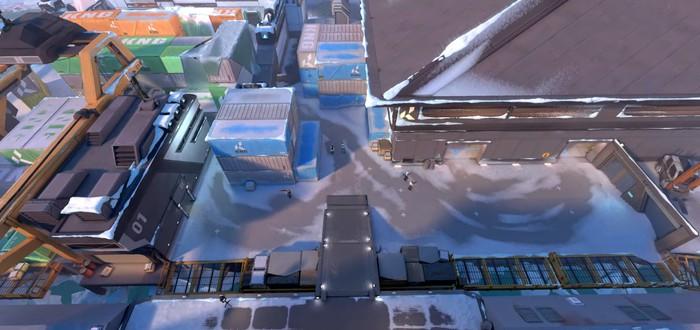 В этом месяце Valorant получит новую карту Icebox