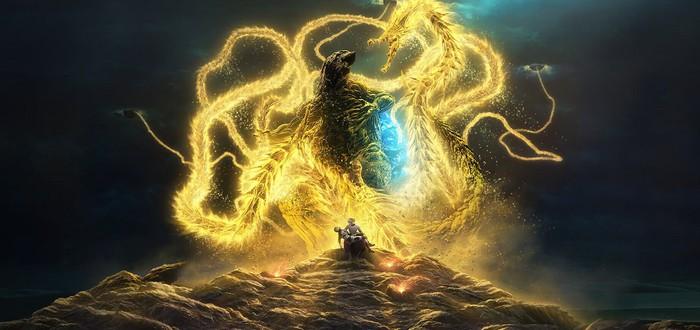 Netflix анонсировал новое аниме Godzilla: Singular Point