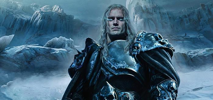 Креативный директор Warcraft 3: Генри Кавилл подойдет для роли Артаса