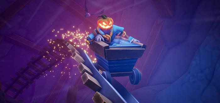Экшен-платформер Pumpkin Jack выйдет 23 октября