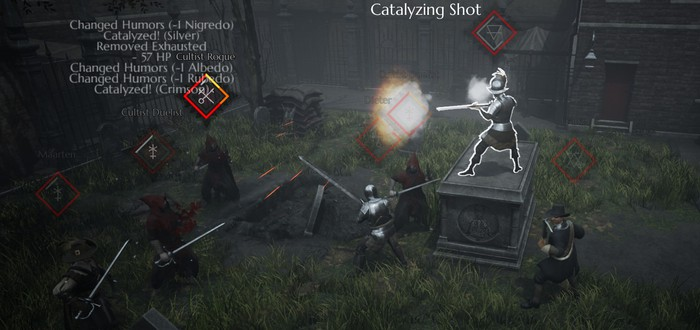 Новый трейлер пошаговой RPG-стратегии Black Legend, в Steam доступно демо