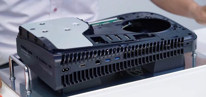 Джефф Грабб: PS5 будет эффективно рассеивать тепло