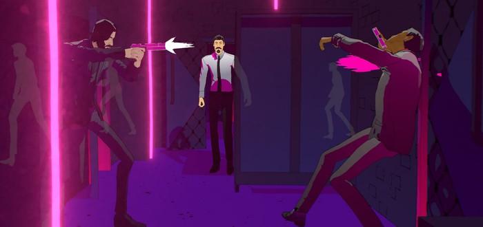John Wick Hex появится в Steam и выйдет на Xbox One и Switch