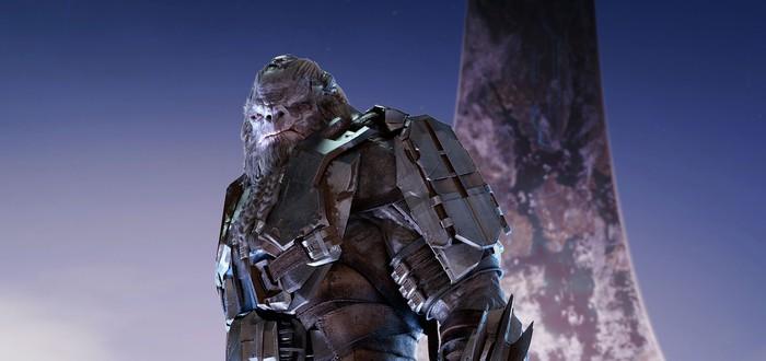 Разработчики Halo Infinite показали звуки взрывов и работы двигателей