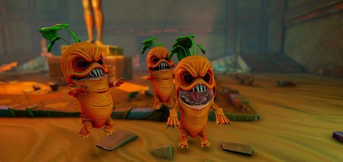 Злобные морковки, мушкеты и магия в трейлере шутера-данжен кроулера Ziggurat 2