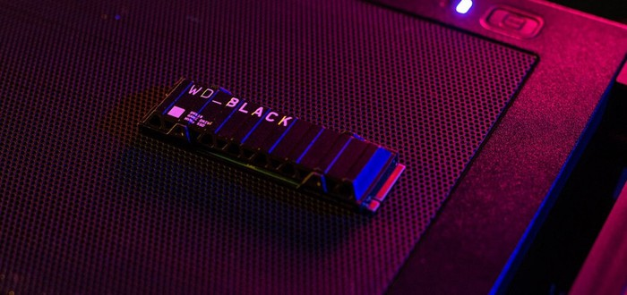 Western Digital показала SSD, который подойдет для PS5