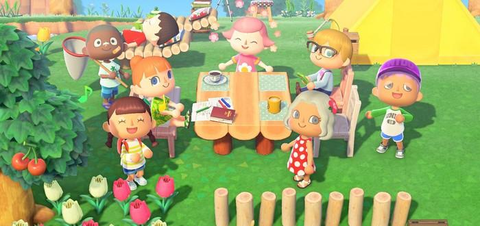 Игроки учатся торговать на биржах с помощью рынка репы в Animal Crossing