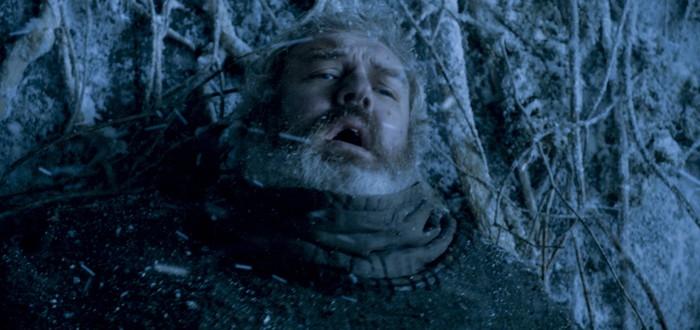Джордж Мартин рассказал, что его вариант происхождения клички Ходора будет отличаться от сериального