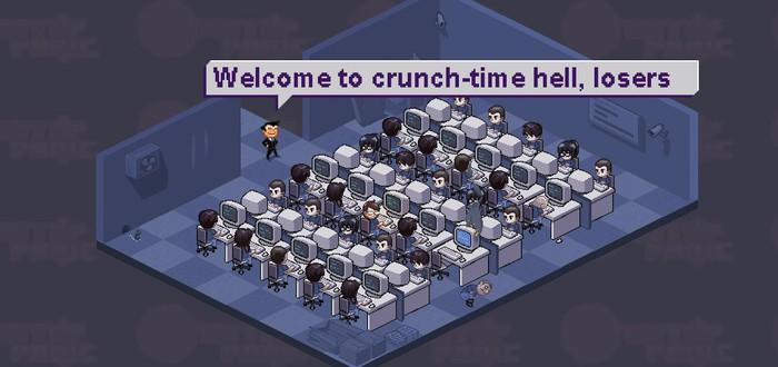 Никаких кранчей в трейлере симулятора менеджмента Startup Panic