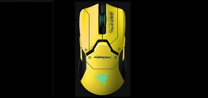 Razer анонсировала мышь Viper Ultimate в стиле Cyberpunk 2077