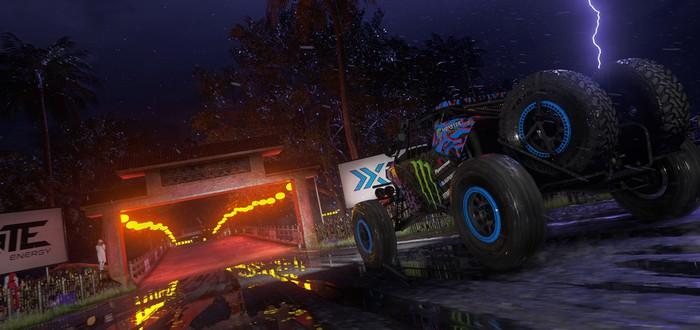 Тонна геймплея DIRT 5 на Xbox Series X в различных графических режимах