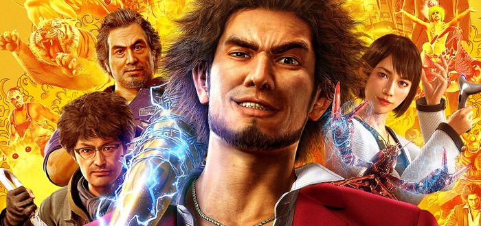 Безумные сражения и караоке в геймплее Yakuza: Like A Dragon с Xbox Series X
