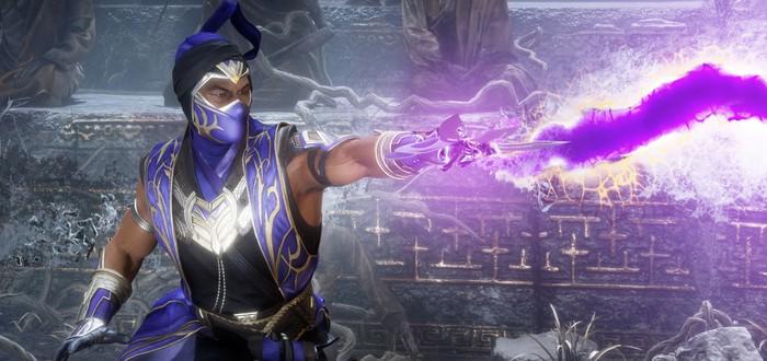 В новом трейлере Mortal Kombat 11 показали Рейна