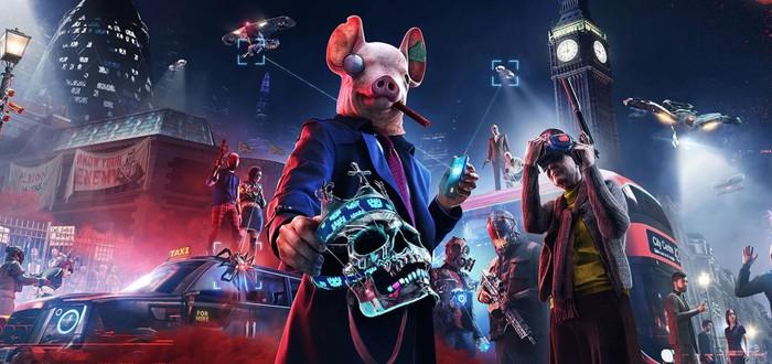 Обзорный трейлер Watch Dogs: Legion