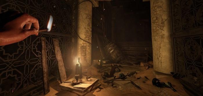 17 минут геймплея Amnesia: Rebirth