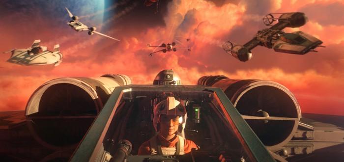 Асы далекой галактики: Обзор Star Wars: Squadrons
