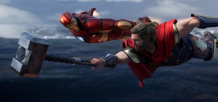 Путешествие по базе Щ.И.Т. в новом геймплее Marvel's Avengers
