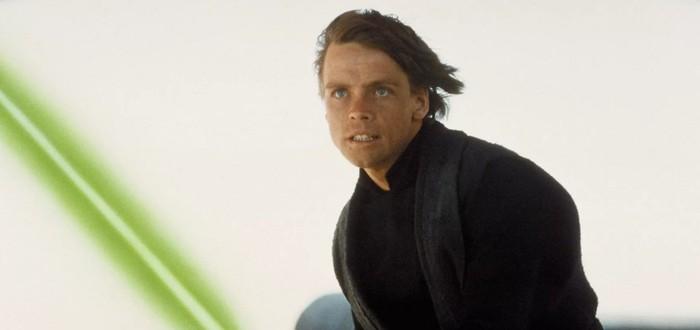 """Джордж Лукас изначально хотел убить Люка в восьмом эпизоде """"Звездных Войн"""""""