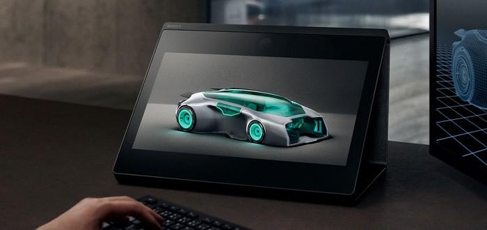 Дисплей Sony за 5000 долларов позволит видеть 3D-объекты без специальных очков