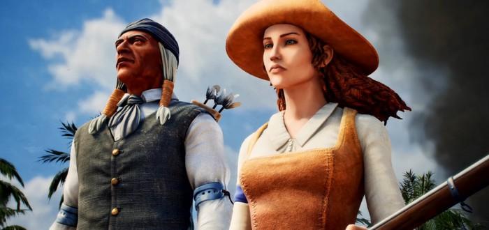 Улучшенная графика и новые цивилизации в релизном трейлере Age of Empires 3: Definitive Edition