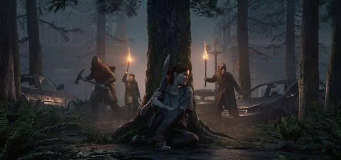Лучшая игра для PS4 - The Last of Us, часть 2