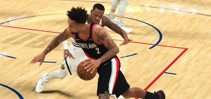 Игроки не могут пропустить рекламу в NBA 2K21
