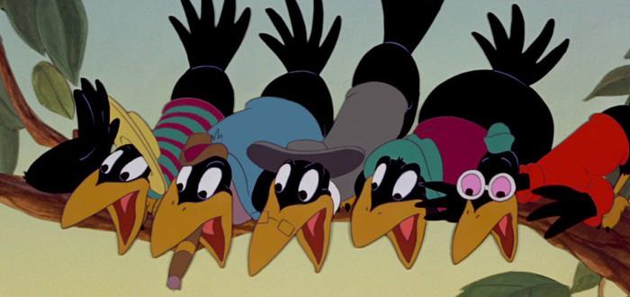 Disney обновила предупреждения про расизм и стереотипы в старых мультфильмах
