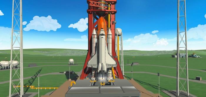 Симулятор космической программы Mars Horizon выйдет 17 ноября