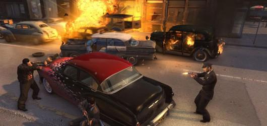 Демо Mafia II в Steam