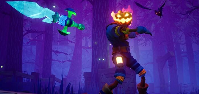 Релизный трейлер MediEvil-подобного экшена Pumpkin Jack