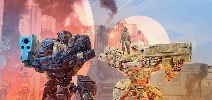 Тактика про мехов Phantom Brigade выйдет в раннем доступе 16 ноября