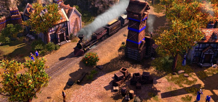 Видеосравнение оригинала и Age of Empires 3: Definitive Edition
