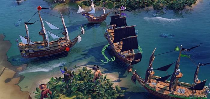 Подробности бесплатного пиратского обновления для Civilization 6