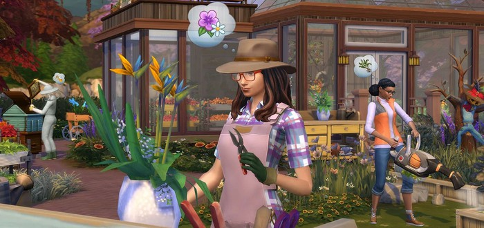Открытый мир, машины и соседства в трейлере модификации Brookheights для The Sims 4