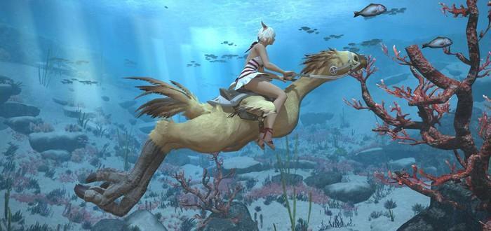Final Fantasy 14 получила бесплатную версию для вернувшихся игроков