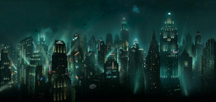 Моддер воссоздал в Half-Life: Alyx отрывок из BioShock