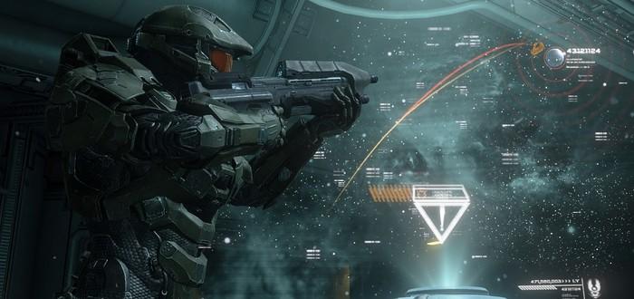 Стартовало закрытое тестирование Halo 4 на PC