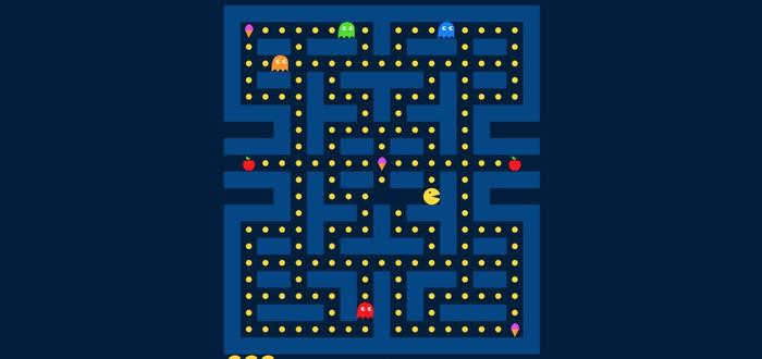 Строители сыграли в Pac-man на бобкэтах