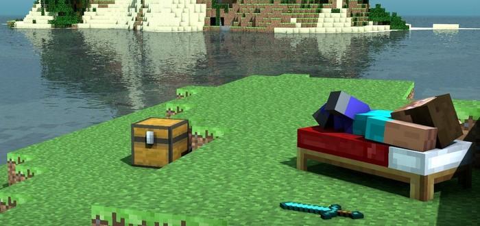 В 2021 году Minecraft Java Edition потребует наличия аккаунта Microsoft