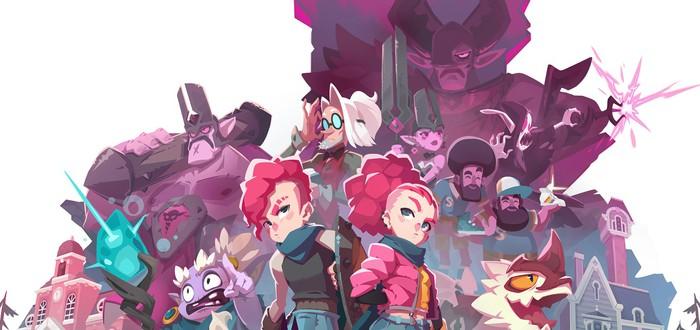 Сюжет, сражения и мини-игры в новом трейлере ролевого битемапа Young Souls