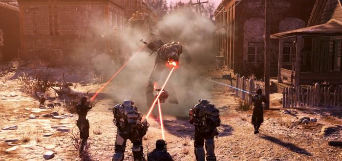 Братство Стали в новом трейлере Fallout 76