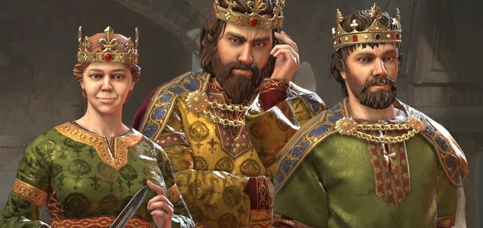 SuperData: Crusader Kings 3 поставила рекорд по цифровым продажам в жанре стратегий для PC