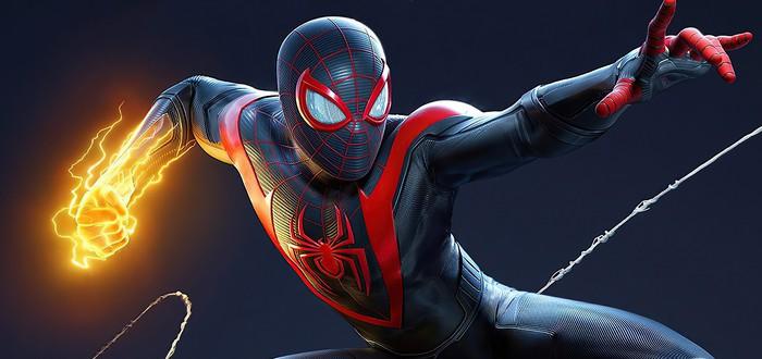 Spider-Man: Miles Morales начали делать после релиза основной игры