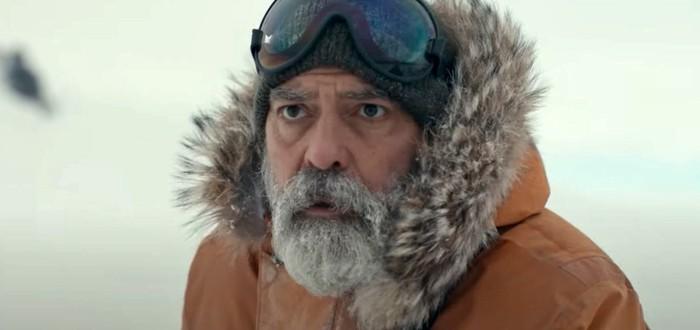 """Тизер фильма """"Полночное небо"""" с Джорджем Клуни в главной роли"""