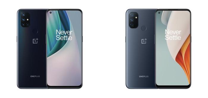 OnePlus анонсировала два доступных смартфона в линейке Nord — N10 5G и N100