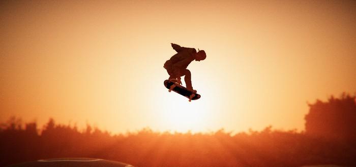 Новые карты и скины в трейлере обновления Skater XL