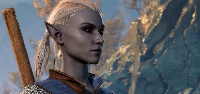 Для Baldur's Gate 3 вышел мод, позволяющий играть расами из The Elder Scrolls