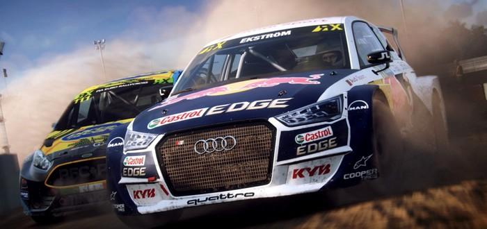 Аудитория DiRT Rally 2.0 достигла 9 миллионов игроков