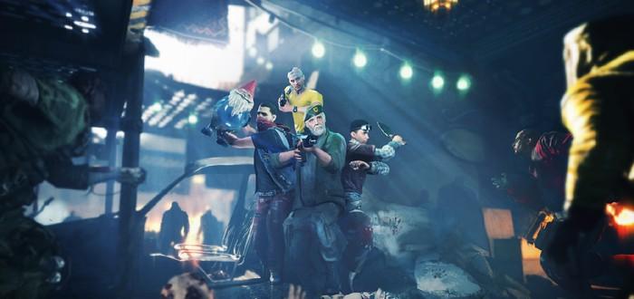 Двуручный гном и Билл в трейлере кроссовера Dying Light и Left 4 Dead 2